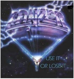 Lanzer: Use It Or Lose It - Cover