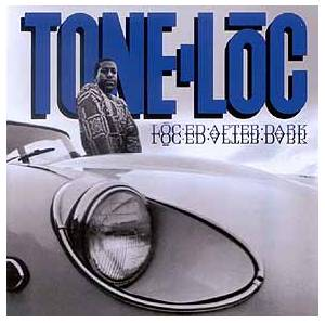 Tone-Lōc: Loc'ed After Dark - Cover