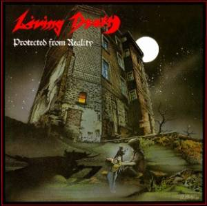 Living Death: Protected From Reality (LP) - Bild 1