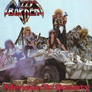 Lizzy Borden: Menace To Society (LP) - Bild 1