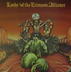 Lords Of The Crimson Alliance: Lords Of The Crimson Alliance - Cover