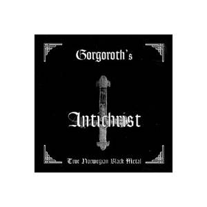 Cover - Gorgoroth: Antichrist