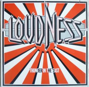 Loudness: Thunder In The East - Cover