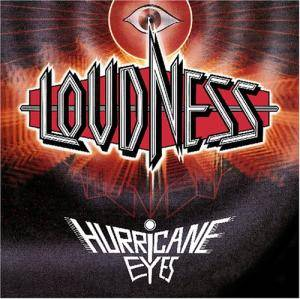 Loudness: Hurricane Eyes - Cover