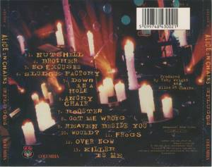 Alice In Chains: MTV Unplugged (CD) - Bild 2