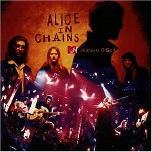 Alice In Chains: MTV Unplugged - Cover