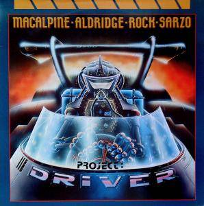 M.A.R.S.: Project: Driver (LP) - Bild 1