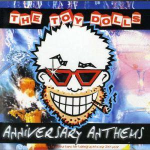 Cover - Toy Dolls: Anniversary Anthems