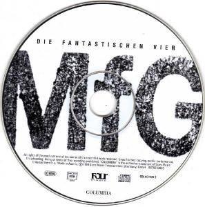 Die Fantastischen Vier: MfG (Single-CD) - Bild 3