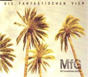 Die Fantastischen Vier: MfG (Single-CD) - Bild 1