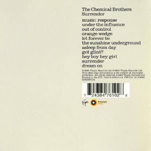 The Chemical Brothers: Surrender (CD) - Bild 2