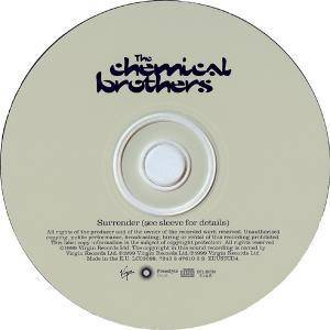 The Chemical Brothers: Surrender (CD) - Bild 6