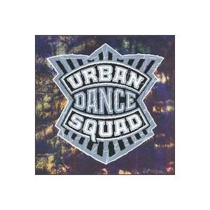 Urban Dance Squad: Mental Floss For The Globe - Cover