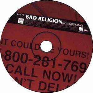 Bad Religion: No Substance (CD) - Bild 3