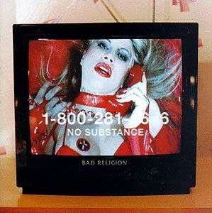 Cover - Bad Religion: No Substance