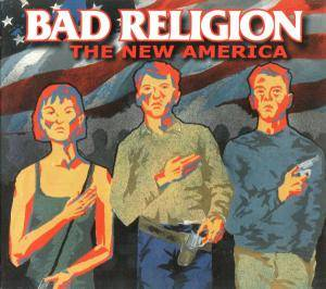 Bad Religion: New America, The - Cover