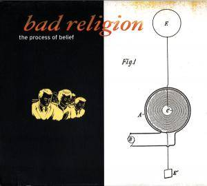 Bad Religion: Process Of Belief, The - Cover