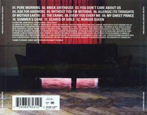 Placebo: Without You I'm Nothing (CD) - Bild 2