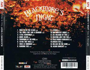 Blackmore's Night: Fires At Midnight (CD) - Bild 3