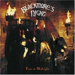 Cover - Blackmore's Night: Fires At Midnight