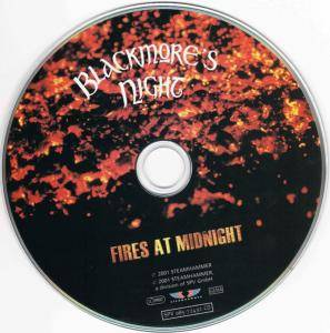Blackmore's Night: Fires At Midnight (CD) - Bild 5