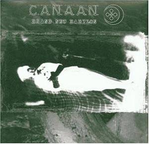 Canaan: Brand New Babylon - Cover