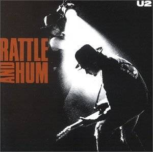 U2: Rattle And Hum - Cover