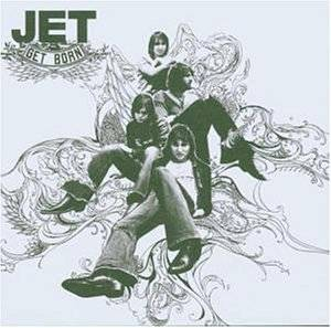 Jet: Get Born - Cover