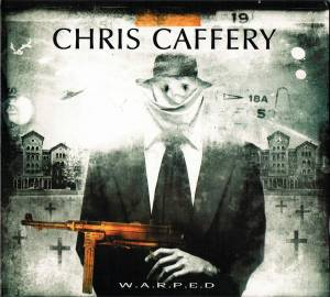 Cover - Chris Caffery: W.A.R.P.E.D.