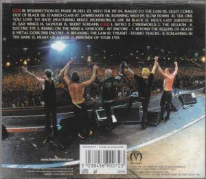 Halford: Live Insurrection (2-CD) - Bild 2