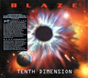 Cover - Blaze: Tenth Dimension