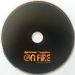 Spiritual Beggars: On Fire (CD) - Bild 6