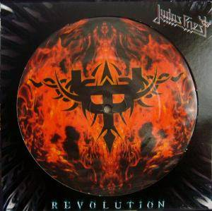 Judas Priest: Revolution - Cover