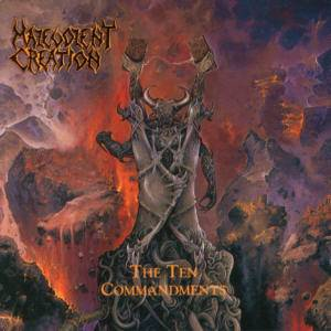 Malevolent Creation: Ten Commandments, The - Cover