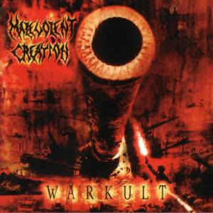 Malevolent Creation: Warkult - Cover