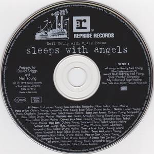Neil Young & Crazy Horse: Sleeps With Angels (CD) - Bild 3