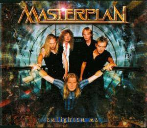 Cover - Masterplan: Enlighten Me
