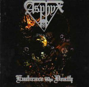 Asphyx: Embrace The Death (CD) - Bild 1