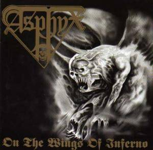 Asphyx: On The Wings Of Inferno - Cover
