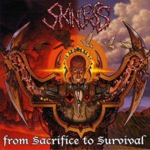 Skinless: From Sacrifice To Survival - Cover