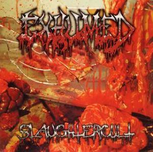 Cover - Exhumed: Slaughtercult