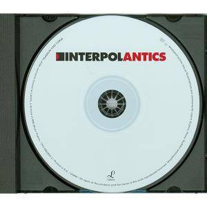 Interpol: Antics (CD) - Bild 6