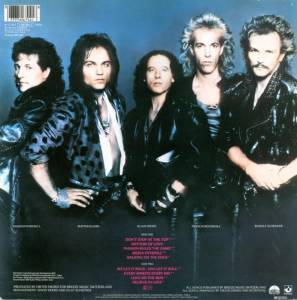 Scorpions: Savage Amusement (LP) - Bild 2