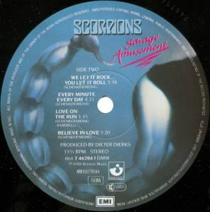 Scorpions: Savage Amusement (LP) - Bild 4
