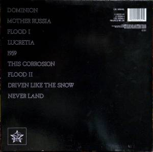 The Sisters Of Mercy: Floodland (LP) - Bild 2