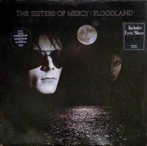 The Sisters Of Mercy: Floodland (LP) - Bild 6