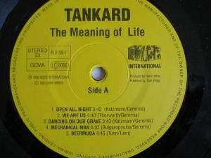 Tankard: The Meaning Of Life (LP) - Bild 5