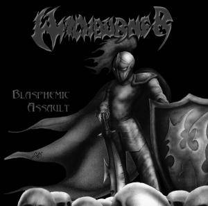 Witchburner: Blasphemic Assault - Cover