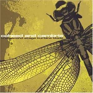 Cover - Coheed And Cambria: Second Stage Turbine Blade, The