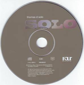 Thomas D: Solo (CD) - Bild 3